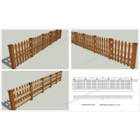 Wholesale WPC fence kit OLDA-9023 1m*1.32m from china suppliers
