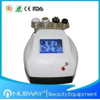 Wholesale New designed RF+ Vacuum+Ultrasonic Cavitation Body Slimming Skin Lifting Machine from china suppliers