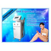 Wholesale Vertical Hair Removal Skin Rejuvenation Machine IPL SHR Elight RF Laser from china suppliers