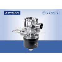 Buy cheap 316L DN50 Tank Bottom ss diaphragm valve EPDM Gasket Welding Ends from wholesalers