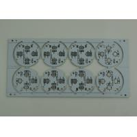 Wholesale Metal Core PCB with single sided 1.0mm thickness Routing and HASL for high power LED PCB from china suppliers