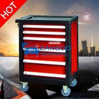 Wholesale 6 Drawer Mobile Roller Tool Cabinet With 185pc Hand Tool Trolley from china suppliers