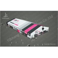 Wholesale Durable 30X60 M Fashion Waterproof Marquee Tent , Outdoor Marquee Hire from china suppliers