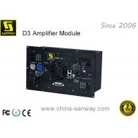 Quality 3CH Class D Audio Plate Amplifier for 3-way line array or Subwoofer Speaker for sale