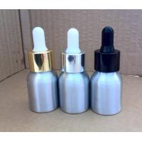 Wholesale Whole sell 20ml dropper aluminium bottles for essential oil,aluminium bottles for liquids from china suppliers