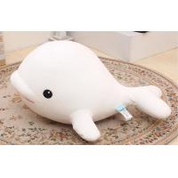 Wholesale Girly gift 35CM Fill Foam particles Custom Stuffed Toys White dolphin dolphin from china suppliers