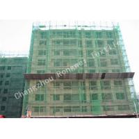 Wholesale 100% HDPE Plastic Knitted Building Safety Net , Construction Safety Nets for Fall Protection from china suppliers