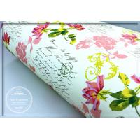 Wholesale Pretty Rose Scented Drawer Liners Sheet With Custom Printed from china suppliers