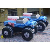 Wholesale Fire Retardant Inflatable Model Giant Inflatable Truck With Advertising Slogan from china suppliers