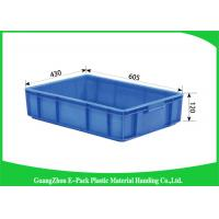 Wholesale 25L Economic Stacking Storage Bins Medicine Storage , Big Plastic Containers Light Weight from china suppliers