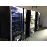 Wholesale Amusement Park Stores milk Vending Machine for Drinking Water Merchandising from china suppliers