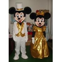 Wholesale Hand made Mickey minnie mouse mascot costumes for kids from china suppliers