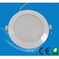 Wholesale IP54 Ultra Thin Round LED Flat Panel Light Ceiling Downlight Barthroom Kitchen Hotel from china suppliers