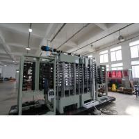 Wholesale Large Format PVC Lamination Machine With Hydraulic / Servo Motor System , 4 Cylinder from china suppliers