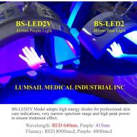 Wholesale 415nm Wavelength Purple Light PDT LED Light Therapy Machine For Acne Treatment from china suppliers