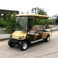 Wholesale 6 Persons 4000w Electric Golf Carts 6V 180AH X 8 Maintenance Free Off Road Golf Carts from china suppliers
