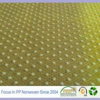 Wholesale PP spunbonded fabric with pvc dot anti slip nonwoven material from china suppliers