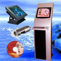 Wholesale Dual Core Reveal Skin Analyzer Machine , Oil And Moisture Analyser from china suppliers