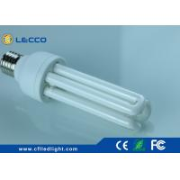 Wholesale 3U T4 Compact Cool White Cfl Bulbs , 23W Fluorescent Compact Light Bulbs CE Standard from china suppliers