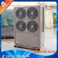 Wholesale Exhaust Air Heat Pump Copeland Scroll Heat Pump Galvanized Steel Spray Gray from china suppliers