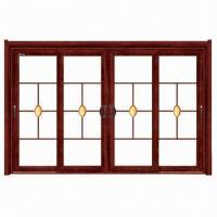 Quality Interior Aluminum Door with Sliding/Hanging/Folding Style, Perfect Performance/Attractive/Decorative  for sale