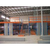 Wholesale Q235 steel Rack Supported Mezzanine ISO14001 OHSAS18001 Certification from china suppliers