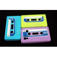 Wholesale Magnetic tape shape silicone cell phone covers skin case / custom silicone cases for htc inspire, 3g phone from china suppliers