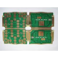 Wholesale Mobile PCB HDI PCB Board FR4 Base with ENIG Surface Finish and 4-Layer from china suppliers