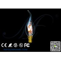 Wholesale High Quality E14 C35 LED Bulb 4Watts 400lm Dimmable 2 Years Warranty UL Approved from china suppliers