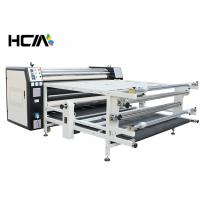 Wholesale Advertising Flatbed Printing Rotary Heat Press Machine Roller Heat Transfer Machine from china suppliers