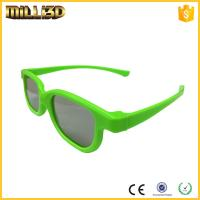 Wholesale typical model big cinema imax 3d children glasses for cinema reald from china suppliers