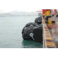 Quality Yokohama Floating Pneumatic Rubber Marine Fender Inflatable Type for Barges for sale