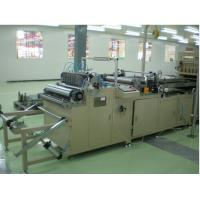 Quality Customized 600mm Rotary Pleating Machine with Fast Speed Gear Collecting for sale
