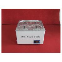 Quality Laboratory Water Bath Four Chamber Digital Thermostatic Water Bath For Drying for sale