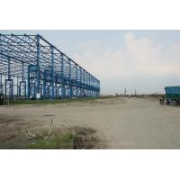 Wholesale Popular Light Steel Building Material For Construction Steel Structure Workshop With Overhead Crane from china suppliers