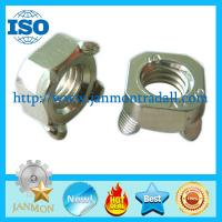 Buy cheap Square weld nuts,Stainless steel welded nuts,Aluminum weld nut, Hexagon welded nuts,Weld nuts,Welding nuts from wholesalers