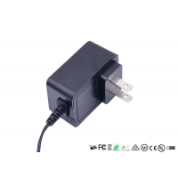 Buy cheap UL Certificate USA Plug 12V 1A AC DC Power Adapter For Router from wholesalers