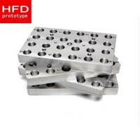 Wholesale Tolerance 0.0005mm Metal Prototypes CNC Machining Aluminum Parts from china suppliers