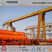 Wholesale Widely Used 10t Single Girder Portable Gantry Crane from china suppliers