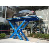 Wholesale Automobile SJG 4 Fixed Elevating Work Hydraulic Lifting Platform with Rated Load 4000 kg from china suppliers