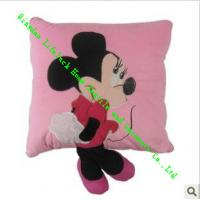 Wholesale Minnie Mouse Cartoon Decorative Bolster Pillows Cushions For Children from china suppliers