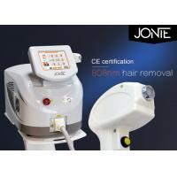 Wholesale Amazing 808 nm Diode laser hair removal equipment For Male Peak Power 2000 watt from china suppliers