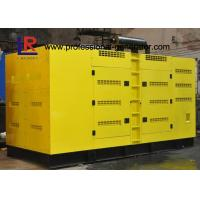 Wholesale 380V Silent Type 500kw 625kVA Diesel Power Generator With 12 Cylinder Engine from china suppliers