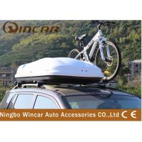 Wholesale 450L Capacity Car Roof Boxes / Auto Roof Travel Box Waterproof from china suppliers