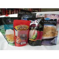 Wholesale Stand Up Bag Packaging Custom Made Pouches , Matte Printed Food Grade Resealable Plastic Bags from china suppliers
