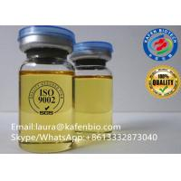 Wholesale Pre-Mixed Injectable Anabolic Steroids Trenbolone Enanthate , Drostanolone Enanthate TM Blend 500 from china suppliers
