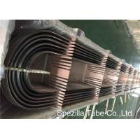 Wholesale Stress Relieved U Bend Pipe ASTM A213 TP304 Industrial Heat Exchanger Tubes OD 5/8'' X 0.065'' from china suppliers