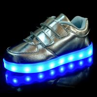 Wholesale High Quality LED Light up Kids Shoes from china suppliers