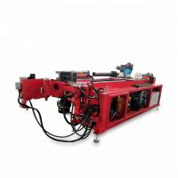 China Hot Sale 75CNC The Pipe Bending Machine Exhaust Tube Bending Machine on sale