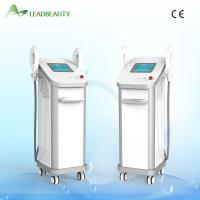 Wholesale High Quality 2 Handles SHR IPL RF Hair Removal Machine for Skin Care from china suppliers